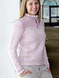 Dale of Norway Vail Sweater Women's (Dust Pink)
