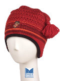 Dale of Norway Vail Hat Women's (Raspberry)