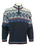 Dale of Norway Vail GORE Windstopper Sweater (Midnight Navy)