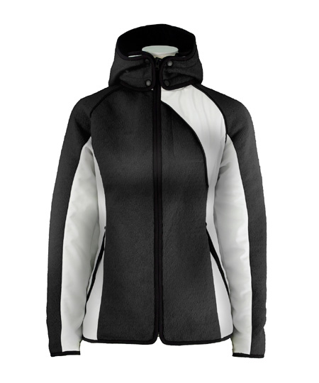 Dale of Norway Val Gardena Knitshell Jacket Women's (Black / Van
