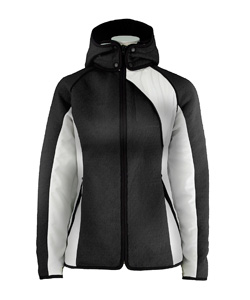Dale of Norway Val Gardena Knitshell Jacket Women's (Black / Off-white)