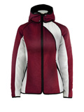Dale of Norway Val Gardena Knitshell Jacket Women's (Vino Tinto / Off-white)