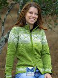 Dale of Norway Valle Sweater Women's (Lime)