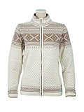 Dale of Norway Valle Sweater Women's (Off-white / Range Brown)