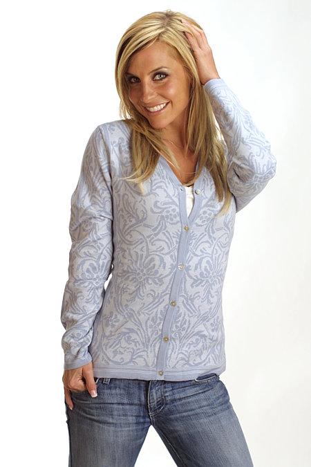 Dale of Norway Seljord Sweater Women's (Ice Blue)