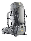 Deuter Aircontact 55/10 Multiday Trekking Backpack (Granite / Black)
