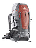Deuter Futura Pro 42 Hiking Backpack (Fire / Granite)