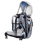 Deuter KanagKid Chid Carrier Backpack (Storm / Silver)