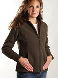 ExOfficio Alpental Long-Sleeve Zip Hoody Women's (Breen)