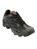 GoLite Comp Waterproof Trail Running Shoe Men's (Black / Cinnabar)