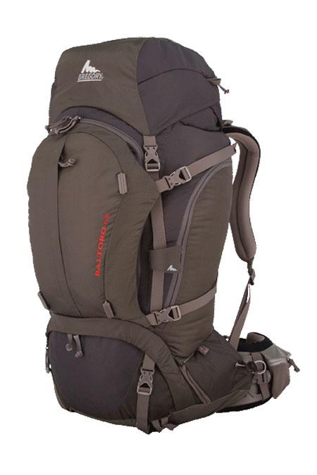 Gregory Baltoro 65 Technical Backpack (Iron Gray)