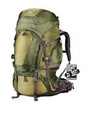 Gregory Baltoro 70 Pack (Bamboo Green)