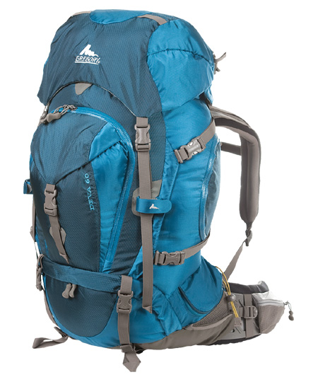 Gregory Deva 60 Backpack Women's ( Bodega Blue)
