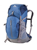 Gregory Z 55 Backpack (Moroccan Blue)