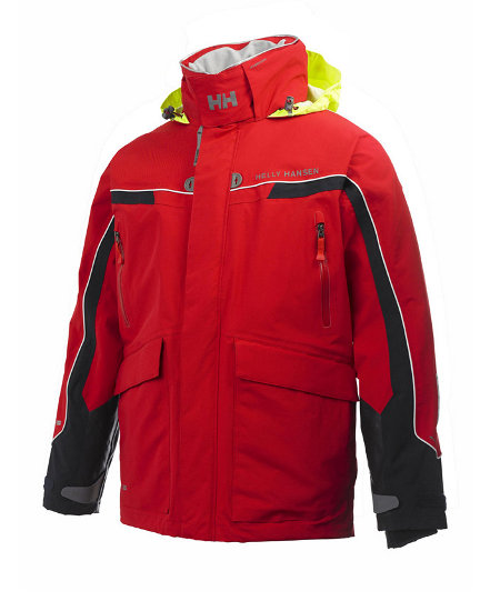 Helly Hansen Fjord Jacket Men's (Red)