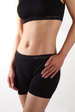 Helly Hansen LIFA DRY Seamless Boxers Women's (Black)