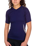 Helly Hansen LIFA DRY V-Neck Tee Women's (Navy)
