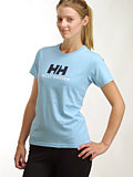 Helly Hansen Logo Tee Women's