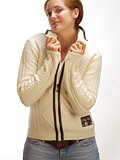 Helly Hansen Pearl Cardigan Women's (Antique White)