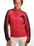 Helly Hansen Sunflake Fleece Jacket Women's (Red)