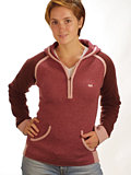 Helly Hansen Synnoeve Hoodie Women's (Heather Rose)