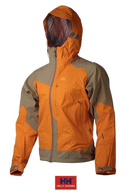 Helly Hansen Verglas Jacket Men's (Tangerine / Clay)
