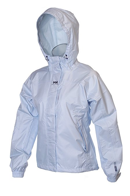 Helly Hansen Womans's Packable Rain Gear Jacket Water