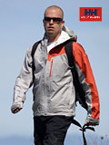 Helly Hansen Zone Jacket Men's (Penguin / Deep Orange)