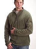 Horny Toad Brody Cashmoore Pullover Men's (Thyme)