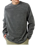 Horny Toad Crewzer Cashmoore Long Sleeve Shirt Men's (Anthracite)