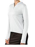 Horny Toad Ellie Hoodie Sweatshirt Women's (White)