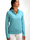 Horny Toad Ellie Long Sleeve Shirt Women's (Lagoon)