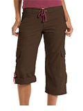 Horny Toad Suzelly Pant Women's (Chocolate)