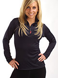 Hot Chillys Zip T Layer Women's