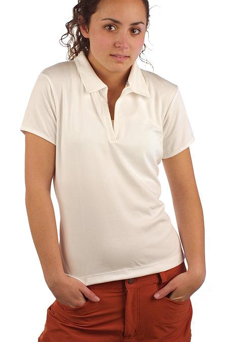 Isis Everywear Polo Women's (White)