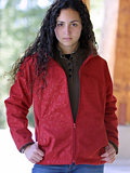 Isis Josie Jacket Women's (Chili)