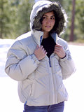 Isis Monarch Parka Women's (Oyster)