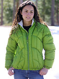 Isis Seven Sisters Jacket Women's (Green Tea)