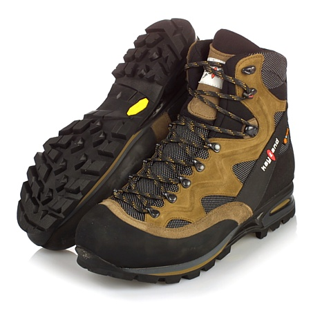 Kayland Contact Dual Backpacking Boots Men's (Brown)