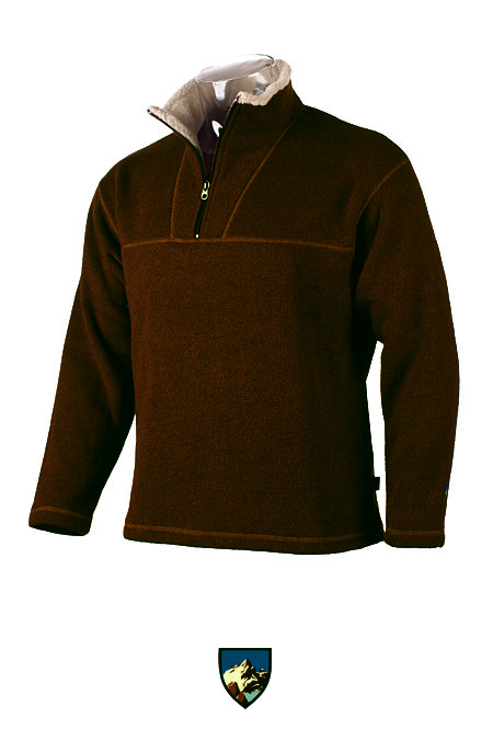 Kuhl Europa Athletik Sweater Men's (Dark Brown)