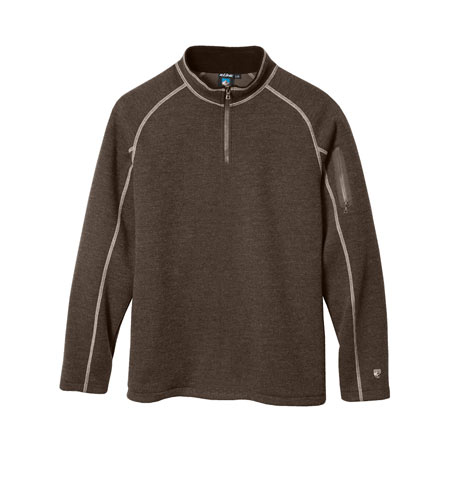 Kuhl Thor Quarter Zip Men's (Brown)