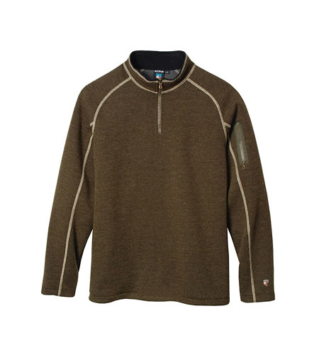 Kuhl Thor Quarter Zip Men's (Olive)