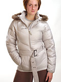 LaFuma LD IGLOO II Parka Women's (Light Beige)