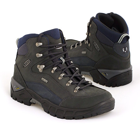 Lowa Renegade Gtx Mid Hiking Shoes Wide Men S At