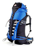 Lowe Alpine Peak Attack 40 Technical Backpack (Cobalt / Black)
