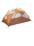 Marmot Abode 2 Person Outdoor Tent (Squash / Red Sand)