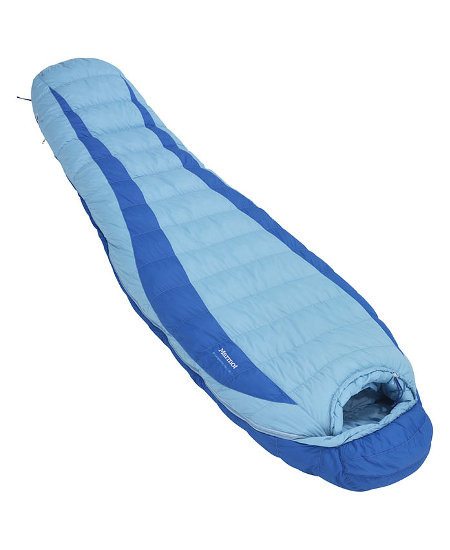 Marmot Angel Fire Down Sleeping Bag Women's (Summer / Sierra)