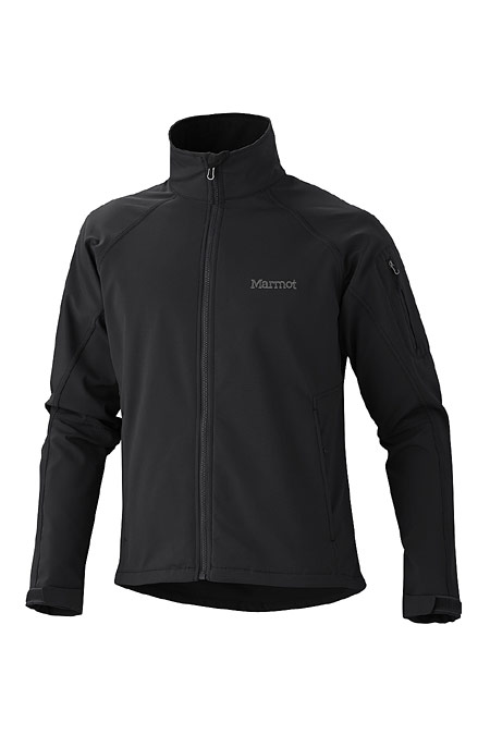 Marmot Approach Softshell Jacket Men's (Black)