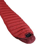 Marmot Arete 40F Backpacking Sleeping Bag Regular (Real Red)