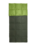 Marmot Down Yurt Sleeping Bag (Dark Cedar / Peridot)